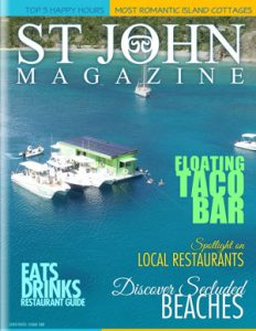 St John Magazine Summer cover