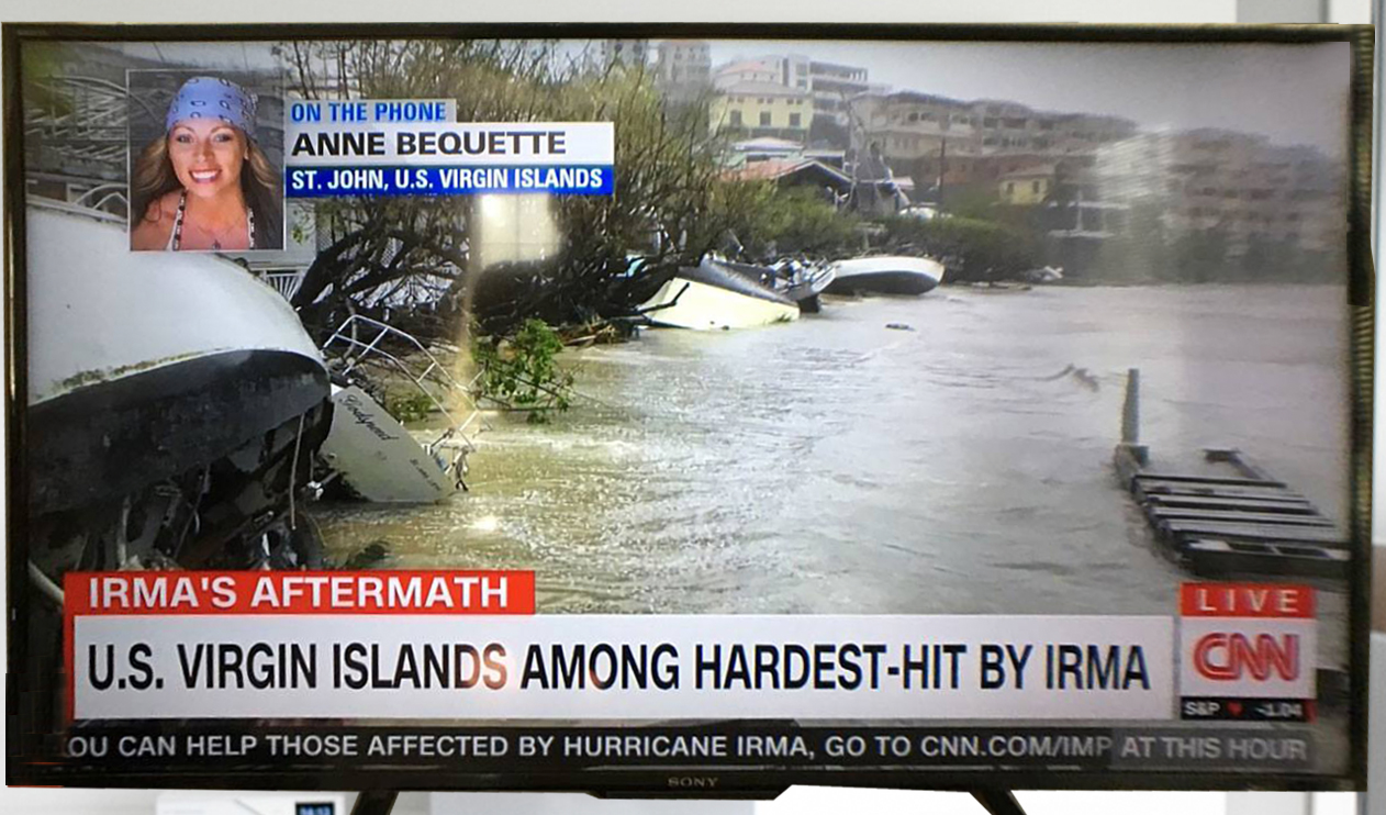Anne Beguette St John CNN